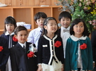 3月14日(土)第62回卒園式を行いました。