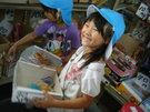 7月8日(水)ほし組お菓子を買いに。