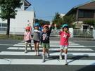 10月22日交通安全教室がありました。