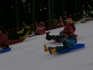 2月8日(金)雪遊び
