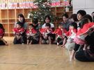 12月18日乳児組のクリスマスがありました。