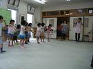 6月23日ほし組が新南新屋団地のサロンに参加しました。