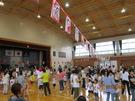 10月1日 運動会を開催しました。