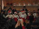 12月20日クリスマスをしました。