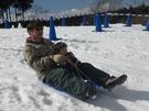 1月23日(金) ふじさんこどもの国へ雪あそび遠足へ行ってきました。